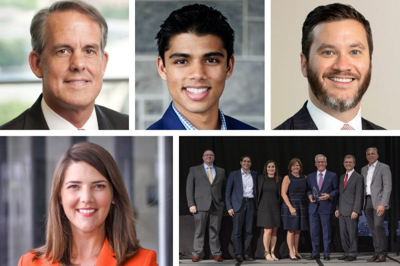 Pamplin alumni and EY receive awards for service, career achievements