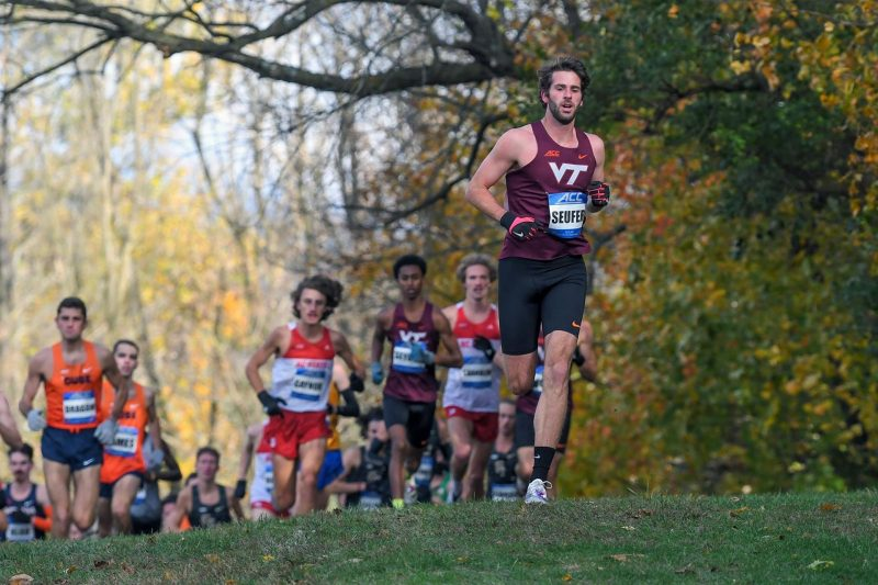 Seufer becomes back-to-back ACC cross country champ